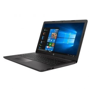 Laptop HP 250 G7  i3 1005G1 1.2 Ghz. hasta 3,4Ghz. 4M cache, Memoria 4G, Disco Mecánico 1Tb. Pantalla 15.6″ HD LED 1366 X 768 con sistema Windows 10 Home original de fabrica.